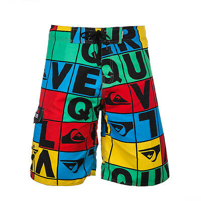 2018 Quiksilver MEN'S Surf BOARDSHORTS swimsuit Surfing Work shorts Size 30-38