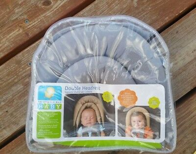 Especially for Baby Double Headrest from Newborn to Infant