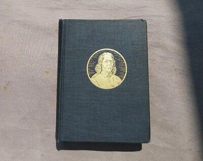 The Pilgrim's Progress by John Bunyan 1928 Anniversary Edition Very Good