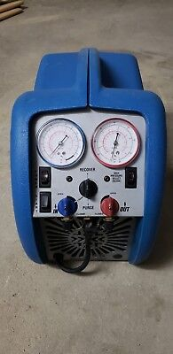Promax RG5410A Refrigerant Recovery Machine. Freon Reclaimer.