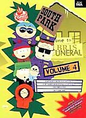 South Park Volume 4 Comedy Central Brand New Sealed Cartman Ike