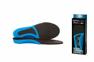 Insoles for Kids by Synxsole Designed by Australian Podiatrists Gentle Arch S...