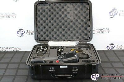 GE Inspection Everest VIT XLVU Videoscope 8mm/3m Flaw Detector NDT GEIT Iplex