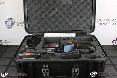 GE Inspection Everest VIT XLVU Videoscope 4mm/3m Flaw Detector NDT GEIT Iplex