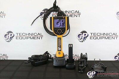 GE Inspection Everest VIT XLGO Videoscope 6mm/3m Flaw Detector NDT GEIT Iplex