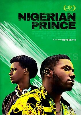 THE HAPPY PRINCE POSTER A4 A3 A2 A1 CINEMA FILM MOVIE LARGE FORMAT