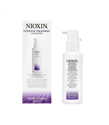 Nioxin Intensive Treatment Hair Booster 50ml For Advanced Thin Looking Hair