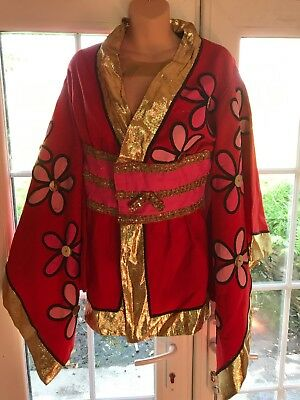 PANTOMIME Aladdin Or Emperor Top Perfect For ALADDIN,or Sim Panto