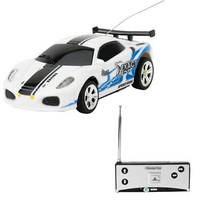 Kids Remote Control Racing Car Toy RC Mini Rechargeable Electric Toy with Light