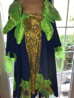 Professionally Made And Used Ship Wreck Pantomime Dame Costume,