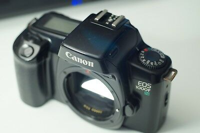 Canon EOS 1000 F SLR 35 mm  Film Camera Body Kamera