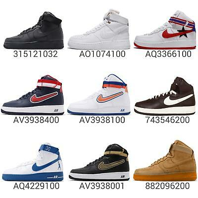 buy online 6ddd6 93723 Nike Air Force 1 High Retro   07 LV8 Mens Basketball Shoes Sneakers AF1  Pick 1