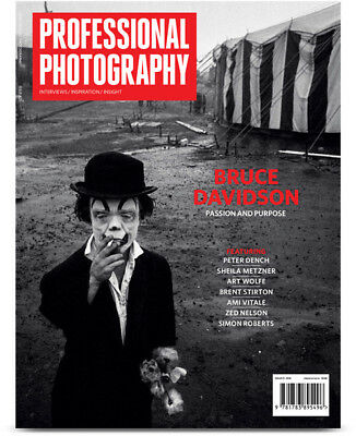 Professional Photography Issue 21 2018 Bruce Davidson