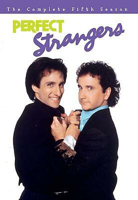 Perfect Strangers - The Complete Fifth Season - 5 (DVD, 2018, 3-Disc Set) New