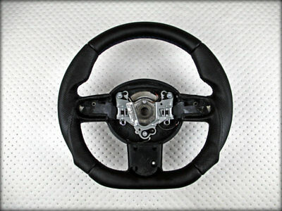 BMW MINI R50 R51 R52 R53 cooper one s Flat Bottom Steering wheel Thick Volant