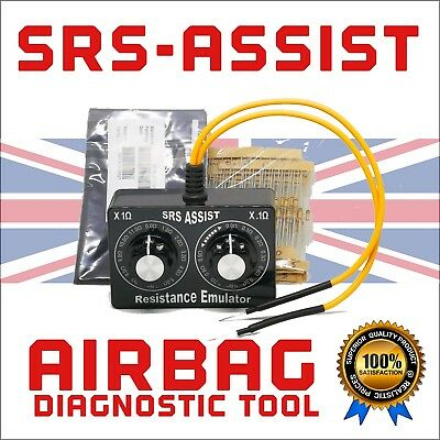 Airbag Bypass Resistor Ohms Ohm Finder Simulator Emulator Srs Diagnostic Tool