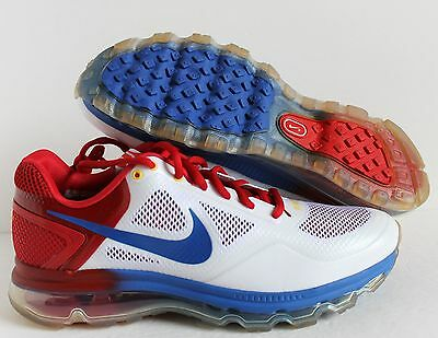 hot sale online e07ed 516f8 Nike Air Trainer 1.3 Max Breathe Mp Manny Pacquiao Sz 10.5  513697 100