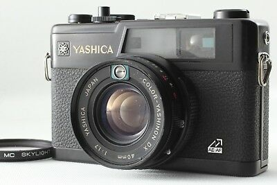 【Exc5+】Yashica Electro 35 GX 35mm Rangefinder Film Camera From JAPAN #278