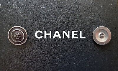 Boutons Chanel 20 mm