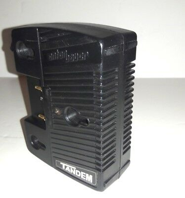 Anton Bauer Tandem Gold Mount AC Power Supply & Charger