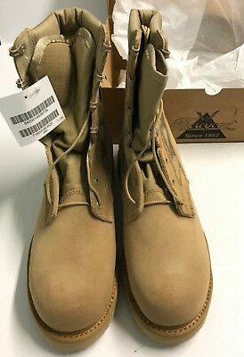 8681071c467 ORIGINAL NIB THOROGOOD Hot Weather Steel Toe Boot, Desert Tan, Size 11.5 W