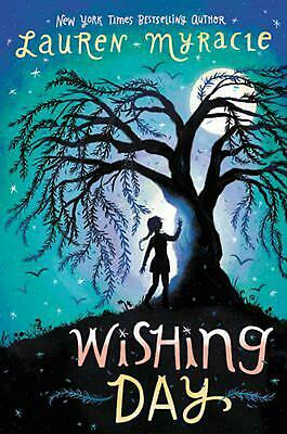 Wishing Day by Lauren Myracle (English) Paperback Book Free Shipping!
