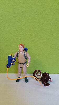 Ray Stantz The Real Ghostbusters 100% Complete w/ Ghost US 1.Variant 1986 Kenner