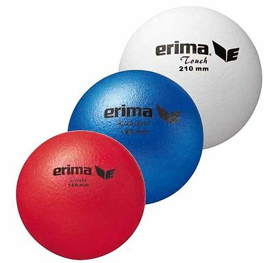 2 Erima Schaumstoffball Touch free Kick *NEU* Top