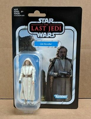 Star Wars Vintage Collection Luke Skywalker The Last Jedi VC131 - New / MOC