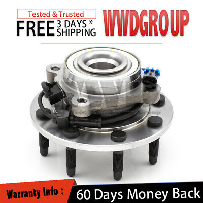 515058 Front Wheel Hub Bearing For 2000-2006 CHEVY SUBURBAN 2500 [4WD] LS/LT 4X4