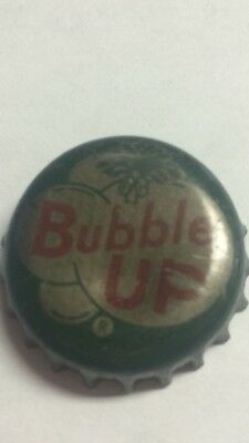 Vintage Bubble Up Soda Bottle Cap With South Carolina Tax Stamp Palmetto Tree