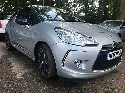 2013 63 CITROEN DS3 DSTYLE +E HDi REPOSESSION DRIVE AWAY
