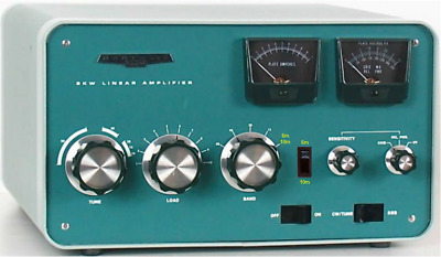 Add the Magic Band (6 meters) on the HEATHKIT SB-220 Amplifier