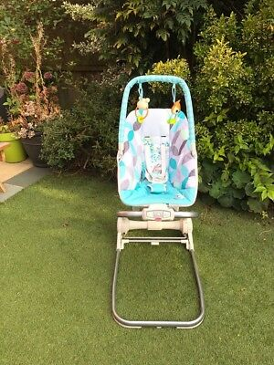 Tiny Love 3 In 1 High To Low Rocker Bouncer Napper Chair