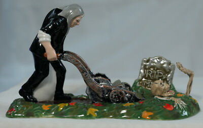 """""""new"""" Dept 56 Halloween """"a Gravely Haunting 2009"""" W/box"""