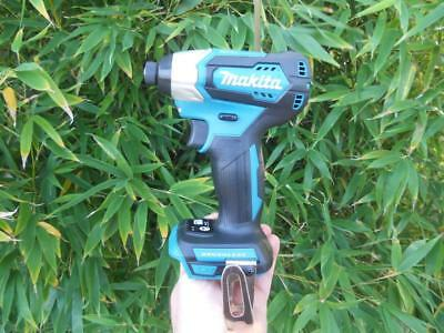 makita dtd155 18v BRUSHLESS impact driver BARE UNIT ONLY!! VERY GOOD CONDITION