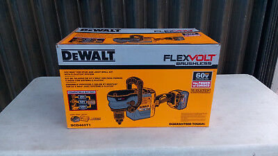 NEW DeWalt FlexVolt DCD460T1 60V Cordless Power Tool Stud And Joist Drill Kit
