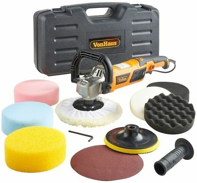Electric Car Polisher Buffer Kit Polishing Machine Sander Sanding Buffing Paint