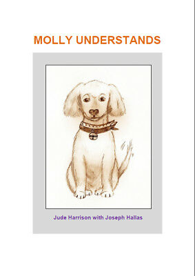 Molly Understands by Jude Harrison with Joseph Hallas.  ISBN 9781527229716  28pp