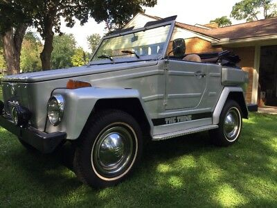 1974 Volkswagen Thing  1974 VW Thing (2dr)