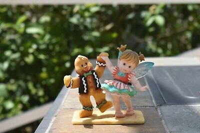 """My Little Kitchen Fairies """"FRED AND GINGER FAIRIE"""" 2006"""