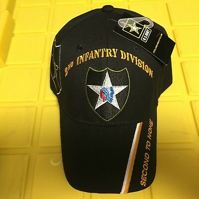 "Us Army 2Nd Infantry Division ""second To None"" Hat"