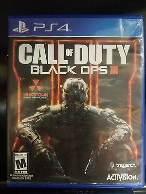 Call of Duty: Black Ops III - PS4