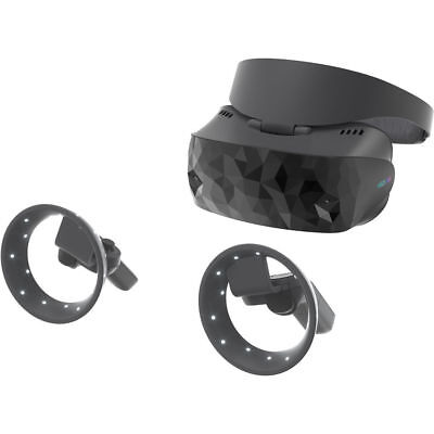 Asus Windows Mixed Reality Headset (HC102) with Two Motion Controllers