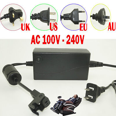 Universal Recliner Power Supply W/ AC Plug Offered - 110 volts ~ 220 volts