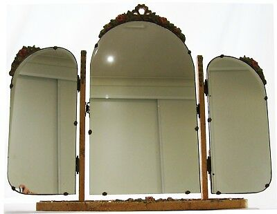 Dressing Table Mirror Art Deco