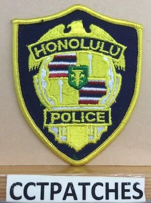 Honolulu, Hawaii Police (Small) Shoulder Patch
