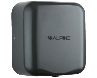 Alpine Industries Hemlock High Speed Commercial 110V Automatic Hand Dryer 400-10