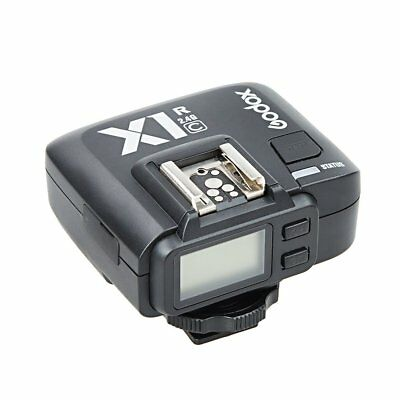 Godox X1C-R 2.4GHz TTL Wireless Flash Controller Single Receiver For Canon EOS