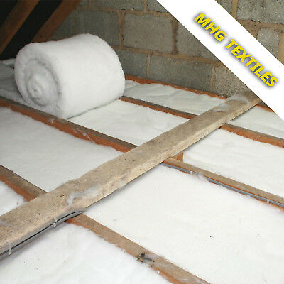 Itch Free Loft thermal Construction Insulation Roll – 8 Metre x W370 mm x T110mm